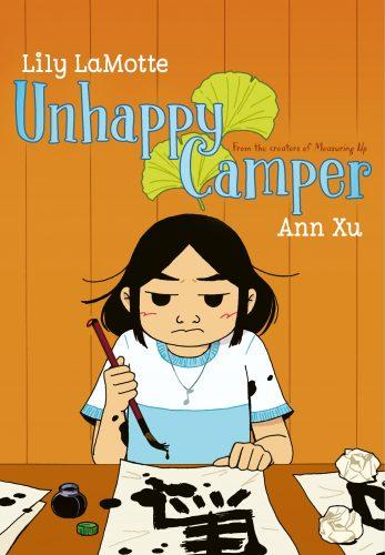 UNHAPPY CAMPER Book Cover